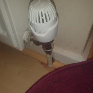 Plumber Longwell Green radiator plumbing